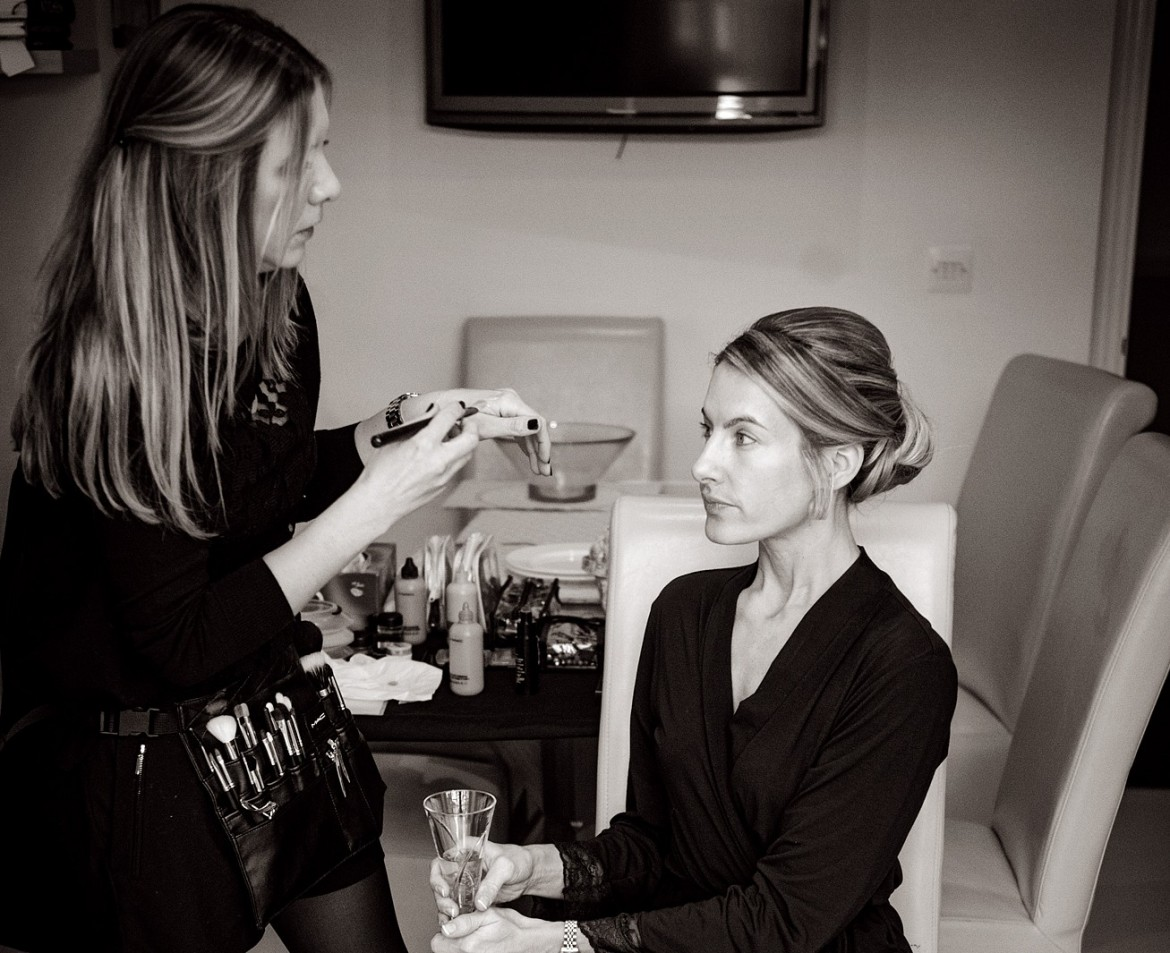 Why use a Makeup Artist for your Wedding?